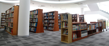 Secondary Library Learning Commons
