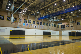 Main showcase gymnasium