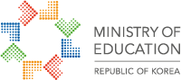 Korea Ministry of Education logo (certification)