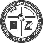Black TCIS Seal Logo